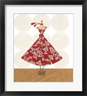 Framed Allure Of Couture