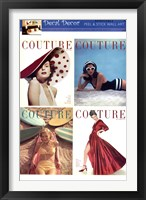 Framed Couture Collection