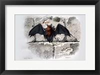 Framed Bat I