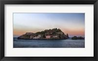 Framed Lachea Island