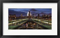 Framed Symmetries Of London