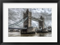 Framed London Bridge