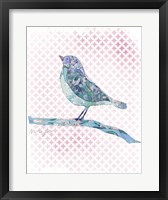 Willow Bird Framed Print