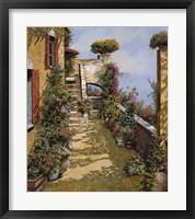 Framed Bello Terrazzo