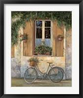 Framed La Bici