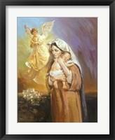 Framed Mary