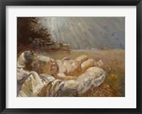 Framed Baby Jesus