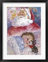 Framed From Santa