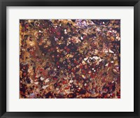 Liquid Energy II Framed Print
