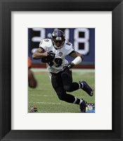 Framed Steve Smith 2015 Action