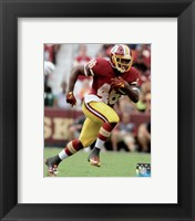 Framed Alfred Morris 2015 Action