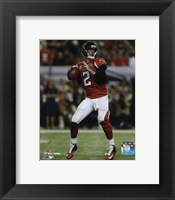 Framed Matt Ryan 2015 Action