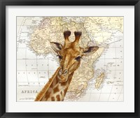 Framed Out of Africa