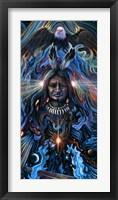 Framed Eagle Spirit