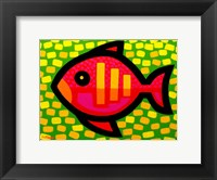 Framed Big Fish