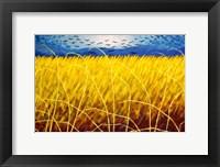 Framed Homage To Van Gogh 1