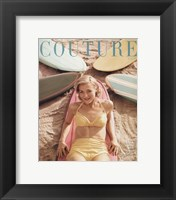 Framed Couture May 1951
