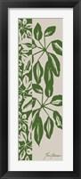 Framed Flora Panel 2