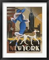 Framed New York Style