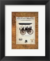 Framed Morrison-Sturgis 1890