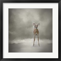 Framed Stand Strong Little Fawn