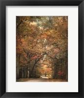Framed Grove Of Memories