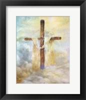 Framed Risen