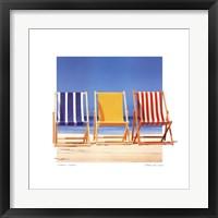 Framed Summer Stripes