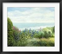 Framed Cape Cod Garden