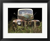 Framed 1947 Ford