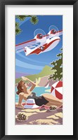 Catalina Framed Print