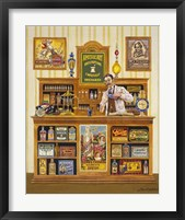 Framed Apothecary