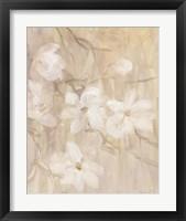Framed Magnolias I