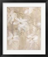 Magnolias II Framed Print