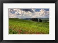 Framed Italy I