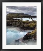 Framed Iceland VI