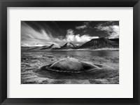 Framed Iceland V