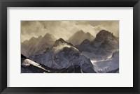 High Tatra I Framed Print