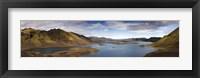 Framed Iceland I