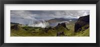 Framed Isle of Skye