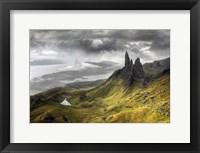 Framed Scotland I