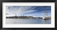 Framed Stockholm III