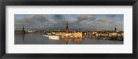 Framed Stockholm I