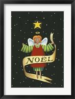 Framed Angel Noel