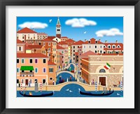 Dream of Venice Framed Print