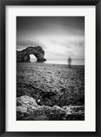 Framed Durdle Door
