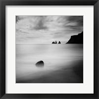 Framed Iceland Vik