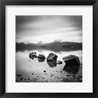 Framed Lomond Rocks
