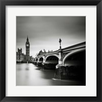 London Westminster Framed Print