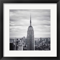 Framed NYC Empire